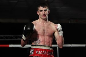 Tyrone McCullagh will make the maiden defence of his WBO European super bantamweight crown against Alvaro Rodriguez in Newcastle on May 3rd.