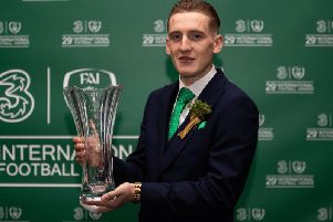 Ireland and Portsmouth striker Ronan Curtis is reportedly attracting the attention of a top Championship club.