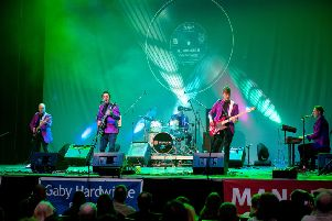 Beatles' Day 2019 at the White Rock Theatre. Photo by Frank Copper SUS-190804-080331001