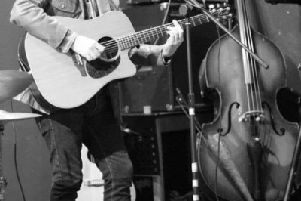 Support is provided by singer, songwriter and author Steve O Donoghue.