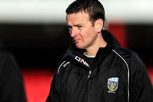 UCD manager, Colin O''Neill.