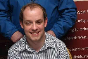 Adrian Loughrey, Locality Manager for Drink Wise