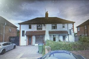 The house in Mayor's Walk which received planning permission