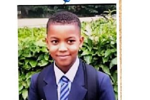 Ajae Blackwood-Petrie (11) who is missing
