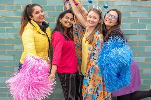 Wear your loudest clothes for Deaf Awareness Week (6-12 May)