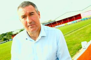 Banbury United manager Mike Ford is one of the course tutors in the new partnership