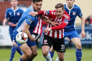 Former Charlton Athletic striker, Mikhail Kennedy is on the look-out for a new start in Irish football and is currently training with Derry City.
