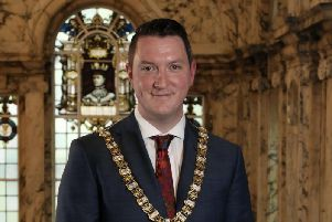 Loyalists planning to 'attack' new Sinn Féin mayor John Finucane in his family home