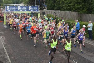 More than 1,000 are expected at this Sunday's Walled City Marathon