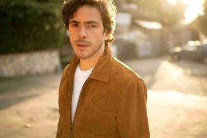 Jack Savoretti by Tom Craig