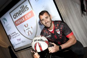 Aberdeen and Northern Ireland star Niall McGinn believe the Irish League and League of Ireland have huge potential.