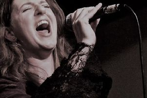Clara Rose will take to the stage at Roe Valley Arts and Cultural Centre on Thursday,  June 13 for the Danny Boy Jazz and Blues Festival launch night.