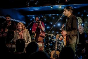 Hothouse Flowers are sure to be one of the highlights of this year's Stendhal Festival