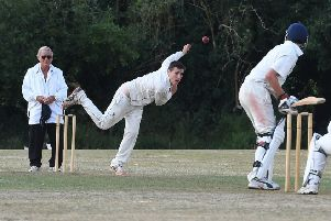 Kieran Brooker took a five-wicket haul for Caistor on Saturday EMN-190617-165750002