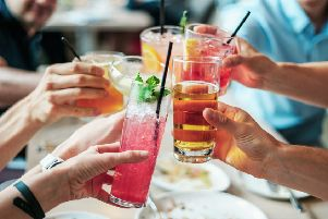 People have been advised to monitor how much they drink in a week. (Bridgesward from Pixabay)