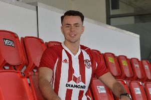 Celtic and Brighton's 'forgotten man' hopes Airdrie move will propel his career