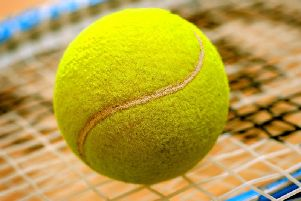 Anyone for tennis at Aldingbourne? Get along to the club on Saturday...