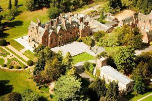 Wroxall Abbey Hotel and Estate