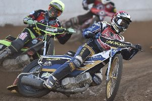 TY Proctor top scored for Panthers at King's Lynn.