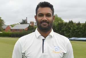 Kapugedera added a century to his four 50s in 12 Lincs ECB matches this season