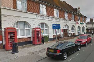 The former post office in Shoreham. Photo: Google Images