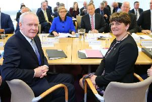 The relationship between Arlene Foster and Martin McGuinness was never as comfortable as that McGuinness had with previous DUP leaders