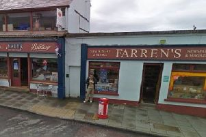 Farrens in Moville. Picture: Google Maps.