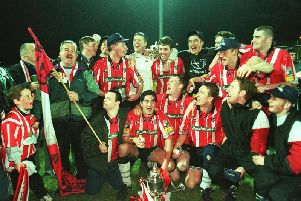 How well do you know your Derry City players?