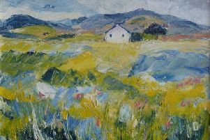 Members of Flowerfield Arts Centre's Friday Art Club are set to showcase their work in a new exhibition