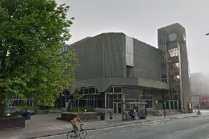 Hove Town Hall (photo from Google Maps Street View)