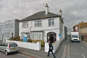 The Bupa Dental Care clinic in Bognor. Photo: Google Images