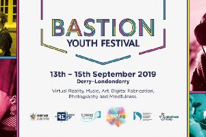 A group of young people from across Derry have come together to programme and run an innovative new three-day festival from Friday, September 13 to Sunday 15, in partnership with the Nerve Centre and Tower Museum.
