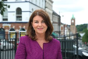 Waterside SDLP Councillor Sinead McLaughlin. (Brian Lawless/PA Wire)