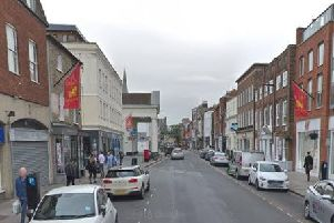 East Street, Chichester. Photo: Google Street View