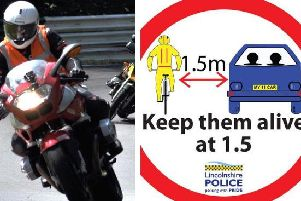 Lincolnshire Police are launching a campaign targeting motorcyclists to reduce the growing number of casualties.