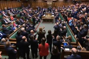 Conservative MPs, of which John Bercow is one, refused to stand and clap their party colleague after he announced his intention to stand down as Speaker of the House of Commons and MP for Buckingham on October 31, 2019 at the latest.