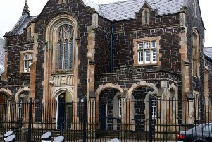 Ballymena Courthouse.