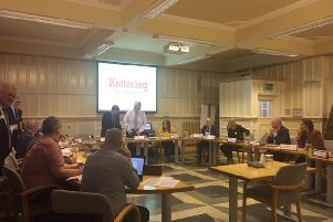Councillors on Kettering's executive committee approved the new policy last night.