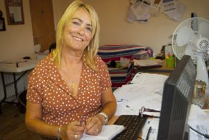 Rosie Doherty, programme co-ordinator at the Galliagh Women's Group.