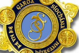 Gardai are investigating the incident.