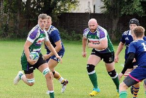 Bognor on the attack against Ellingham and Ringwood / Picture by Kate Shemilt