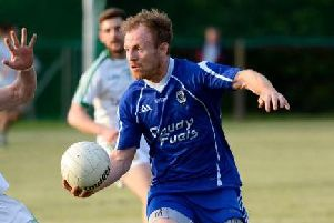 Marty Donaghy was in superb form as Claudy defeated Drumsurn to set up an Intermediate final against Foreglen on October 20th.