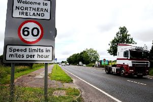 The P.S.N.I. could be drafted in to protect members of a bespoke Northern Ireland Border Force operating along the border post-Brexit says Mark Lindsay.