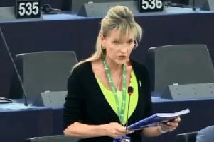 Video: Martina Anderson says Stormont will 'never, ever return' if unionists get Brexit veto