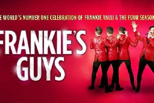 Frankie's Guys brings you all the hits from the West End show Jersey Boys.