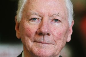 Gay Byrne laid to rest in Dublin.