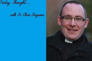 Friday Though with Fr Chris Ferguson