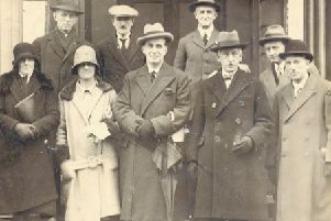 1923 winter poll saw MacNaghten walk-over with no need for a pact