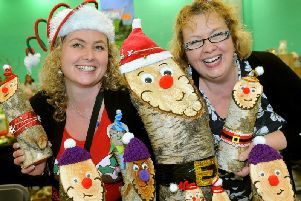 Get stuck into all the fun of a festive fair...