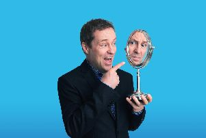 Ardal O'Hanlon will be at the New Theatre Royal, Portsmouth, on November 23, 2019.